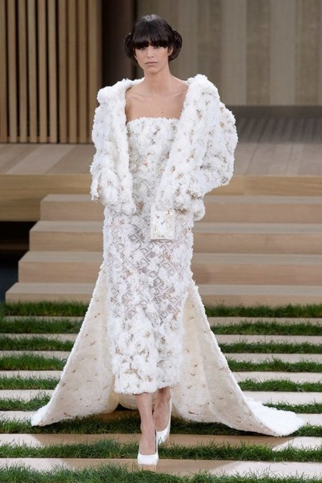 SS16 COUTURE Chanel | Beauty, Fashion & Photography | Scoop.it