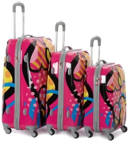 Best Spinner Luggage Sets 2013 | Things For My Home | Scoop.it
