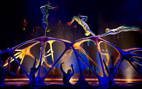 Cirque Du Soleil en AeroShow, octubre 2013 | Presentaciones Empresariales | Scoop.it