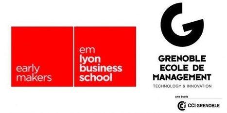 EMLYON et Grenoble Ecole de Management : les fiançailles   made in isere - 7 en 38   Scoop.it