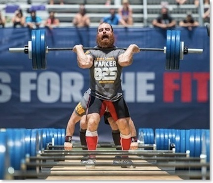 2013 CrossFit Games Muscle Bear - Lucas Parker | Muscle Bears And Gay Fitness | Scoop.it