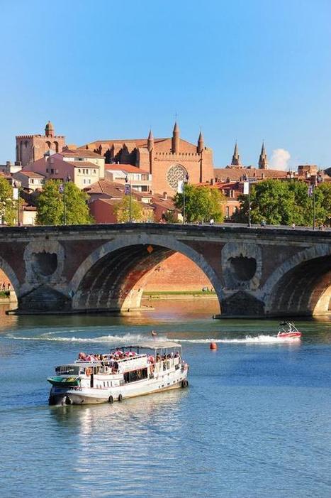Sous les ponts de Toulouse | Epic pics | Scoop.it