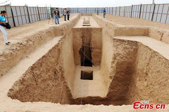 Tomb found of ancient Chinese female 'prime minister' | Histoire et Archéologie | Scoop.it