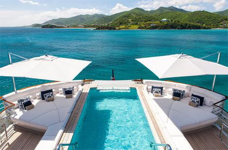 Lurssen méga-yacht Quattroelle, un bateau spectaculaire et prodigieux. | All Boats Avenue | DIVERS | Scoop.it