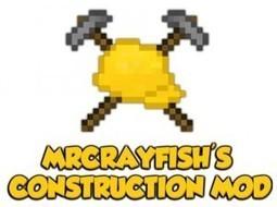 MrCrayfish's Construction Mod 1.7.2/1.6.4 | Minecraft Mods 1.8.1, 1.8, 1.7.10, 1.7.2, 1.6.4, 1.6.2 | Scoop.it