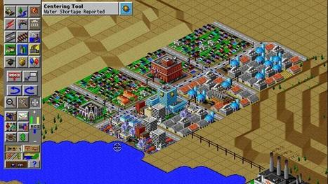 The DEATH and LIFE of Simulated Cities | URBANmedias | Scoop.it
