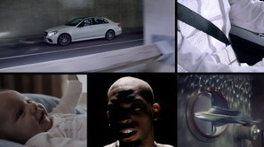 Mercedes Benz collaborates with Tinie Tempah on Sound with Power campaign | augmented reality examples | Scoop.it