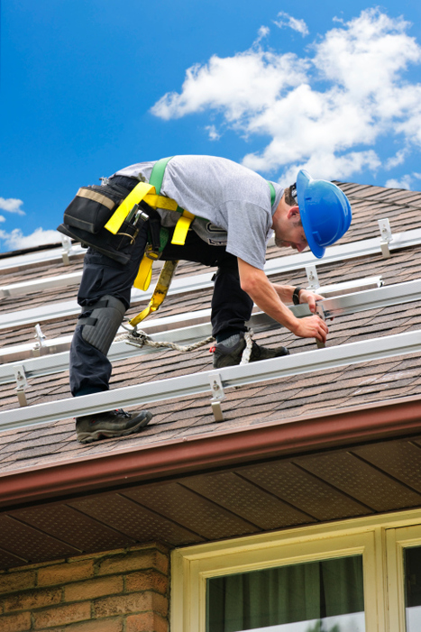 Want to Know You Have the Right Contractor for Your Office Roof? | Millennium Exteriors | Scoop.it