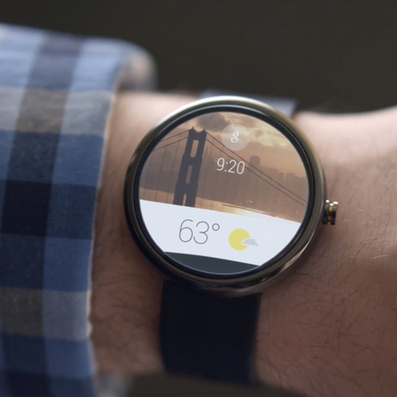 Google unveils Android Wear operating system for smartwatches   My English Website - Christian Artist   Scoop.it