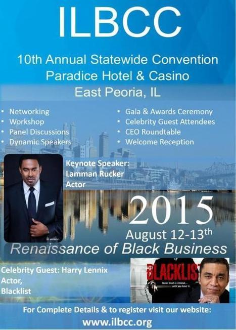 State of Black Business Convention August 12-13th In Illinois! | Health and well-being | Scoop.it