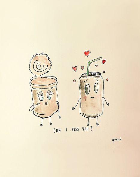 Graphic Design Inspiration - Love Puns | Smartpress.com | Photography, Graphic Design & Artful Inspiration | Scoop.it