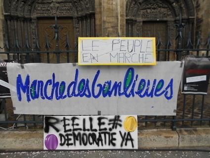 14 Avril - Basilique Saint-Denis | #marchedesbanlieues -> #occupynnocents | Scoop.it