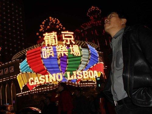 Macau casino boss stanley ho colley park casino