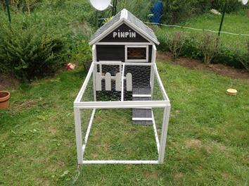 Une cabane pour lapinpinpin #idée #DIY | Best of coin des bricoleurs | Scoop.it