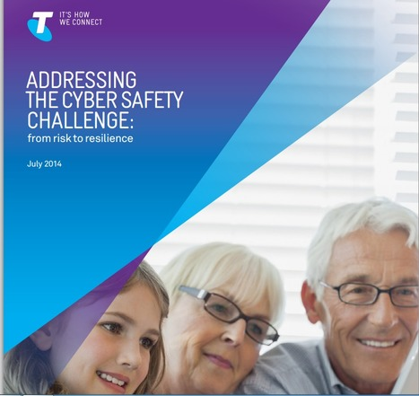 Addressing the Cybersafety Challenge:from risk to resilience July 2014 | Library learning centre builds lifelong learners. | Scoop.it