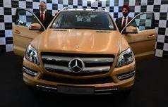 Mercedes-Benz opens Punjab's largest car showroom in Mohali | Live Punjab | Business news | Scoop.it