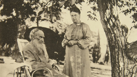 More Than a Century Later, Sophia Tolstoy Has Her Say - New York Times | Literature & Psychology | Scoop.it