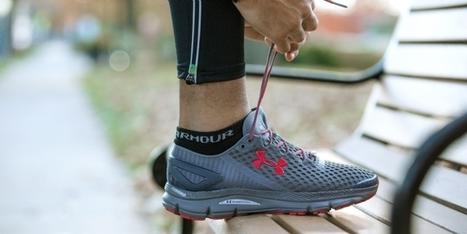 Under Armour présente sa première chaussure de running intelligente - Dossier : Marketing Sportif | Retail' topic | Scoop.it