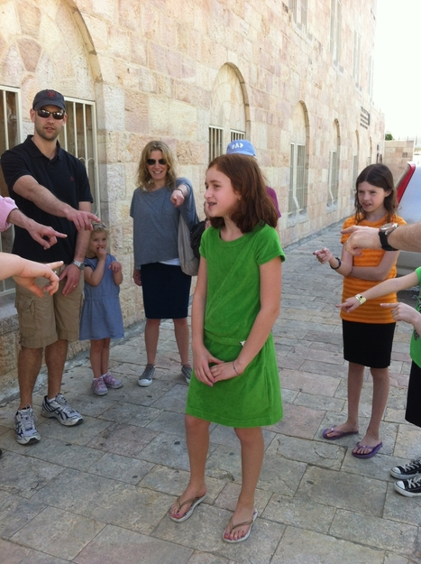 Calling Jewish Educators: FREE Jerusalem Scavenger Hunt resource - Israel ScaVentures | Jewish Education Around the World | Scoop.it