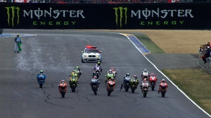 motogp.com · Stoner roars to second victory of the season at Le Mans | Ducati & Italian Bikes | Scoop.it