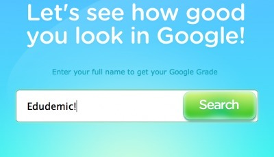 What's Your Google Grade? | EdTechReview | Scoop.it