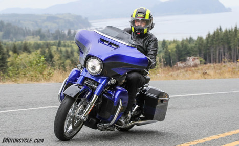 2017 Harley-Davidson Touring Model Video Review | Harley Rider News | Scoop.it
