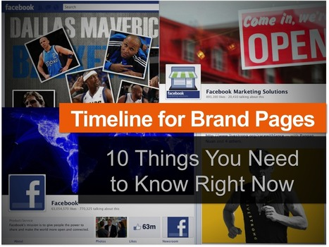 """Timeline For Brand Pages: 10 Things You Need To Know Right Now 