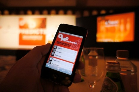 Mobilise your Events and Engage audiences using their own Smartphones | App industry | Scoop.it