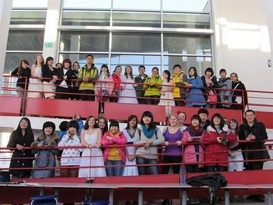 Les lycéennes de Branly défilent pour les jeunes Chinois , La Roche-sur-Yon 18/02/2013 - ouest-france.fr | La revue de presse du Lycée Branly de La Roche sur Yon | Scoop.it