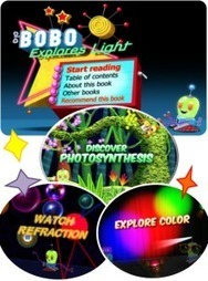 Science of Light – Bobo Explores Light | Edtech PK-12 | Scoop.it