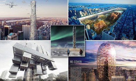 The Future Of Skyscrapers: This Year's Design Competition Winners | Everything from Social Media to F1 to Photography to Anything Interesting | Scoop.it
