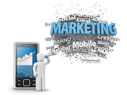Top mobile marketing stats that will blow your mind | Marketing with Social Media | Scoop.it