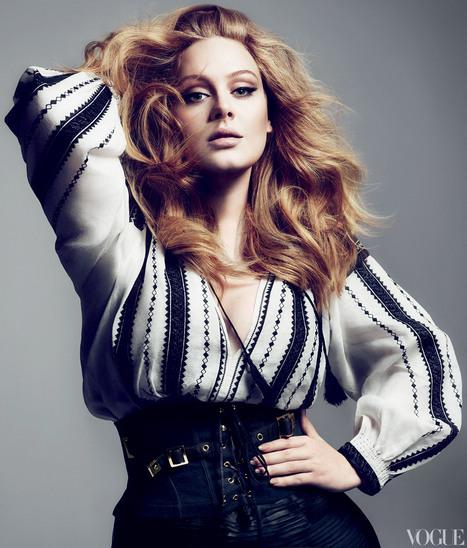 Adele to Vogue   Art, photography, design, tech, culture & fashion   Scoop.it