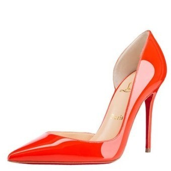 Sale red bottom heels-christian louboutin Iriza 100mm pumps red patent leather | Sale Red Bottom Heels | Scoop.it