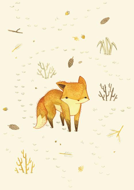 4 útiles consejos para ilustrar libros infantiles | Educacion, ecologia y TIC | Scoop.it