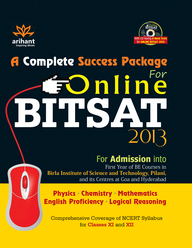 BITSAT 2013 Preparation Books - BITSAT Best Reference Books Online | Top Engineering Entrance Exams and Preparation Books in India | Scoop.it
