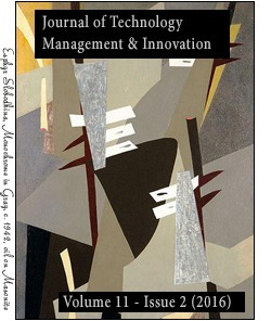 Journal of Technology Management and Innovation Vol 11, No 2 (2016) Available | Scinnovation | Scoop.it