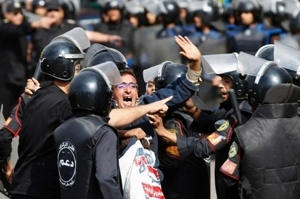 Corrupt and Brutal, Egypt's Police Fight for Their Survival | Coveting Freedom | Scoop.it