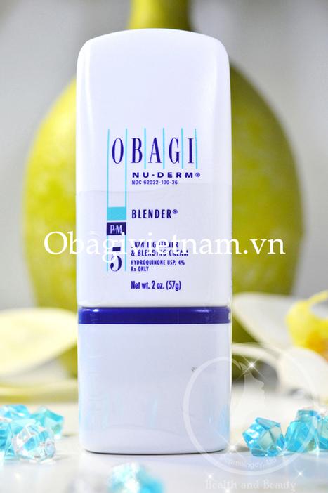 Kem tái tạo da Obagi Blender   Obagi Medical   Scoop.it