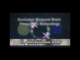[Video] The Unexplainable Store: Brainwave Entrainment for Every Category | Brainwave Entrainment | Scoop.it