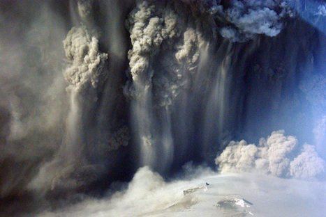 Iceland Volcano, April 30, 2010 | Are All Volcanoes The Same? | Scoop.it