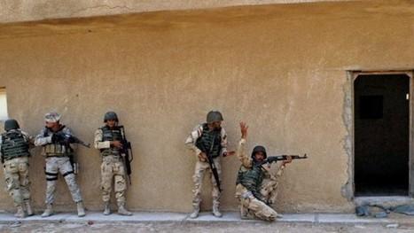 Los soldados iraquíes de la Legión que combatirán contra el Estado Islámico | Por Tierra, Mar y Aire | ESPAÑA: seguridad, defensa y amenazas | Scoop.it