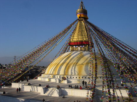 Take Buddhist Pilgrimage Tour to Enlighten your Life | window to the word | Scoop.it