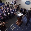 Press Groups Call on Obama Admin to End 'Pervasive' [ ain't gonna happen, he's #paranoid ]Secrecy Practices