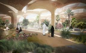 Abu Dhabi to build underground park | What's going on | Scoop.it