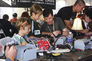 Maker Faire: Mad science for the masses | Maker Stuff | Scoop.it