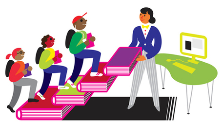 Latest Study: A full-time school librarian makes a critical difference in boosting student achievement | School Library Journal | A New Society, a new education! | Scoop.it