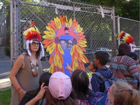 'Inappropriate indigenous costumes' at Outremont school raise ire of parent | AboriginalLinks LiensAutochtones | Scoop.it