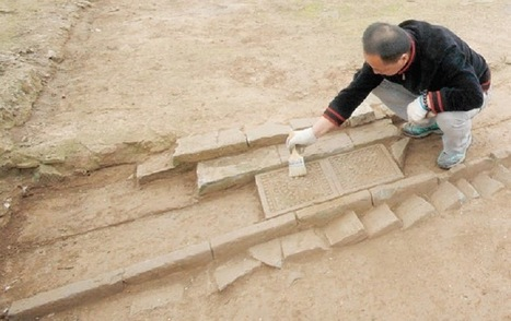 Tang Dynasty offices discovered in Daming Palace excavation | Histoire et Archéologie | Scoop.it