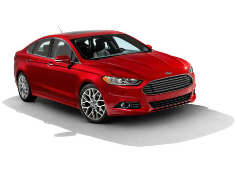 2017 Ford Fusion Energi and Redesign | Future Vehicles Info | New Cars Release | Scoop.it